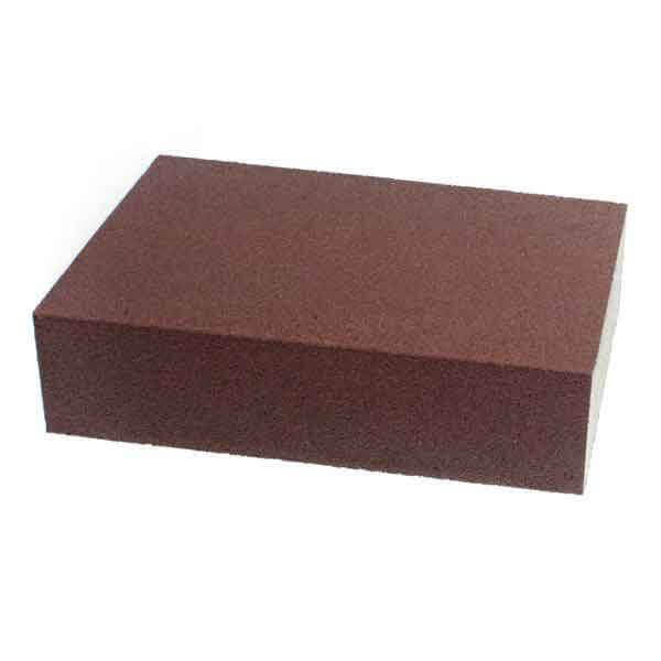 FLEXIFOAM BLOCK ZF RED шлифовальный абразивный блок