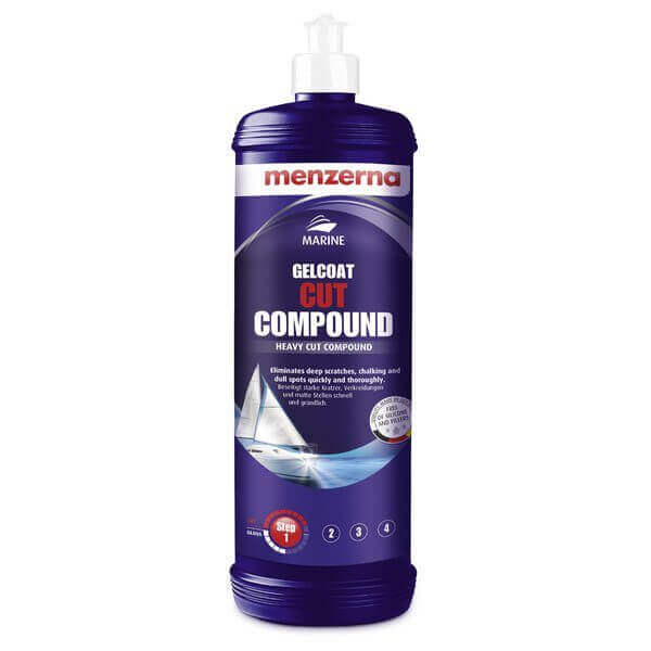 MENZERNA GELCOAT CUT COMPOUND