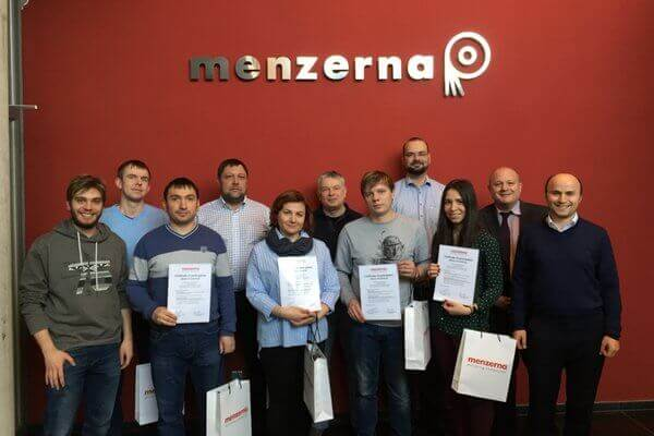 Обучение в технической академии Menzerna фото 1