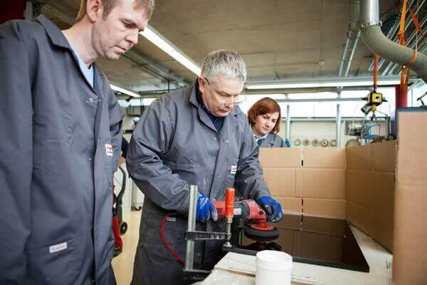 Обучение в технической академии Menzerna фото 4