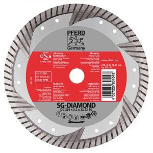 PFERD SG-DIAMOND DG