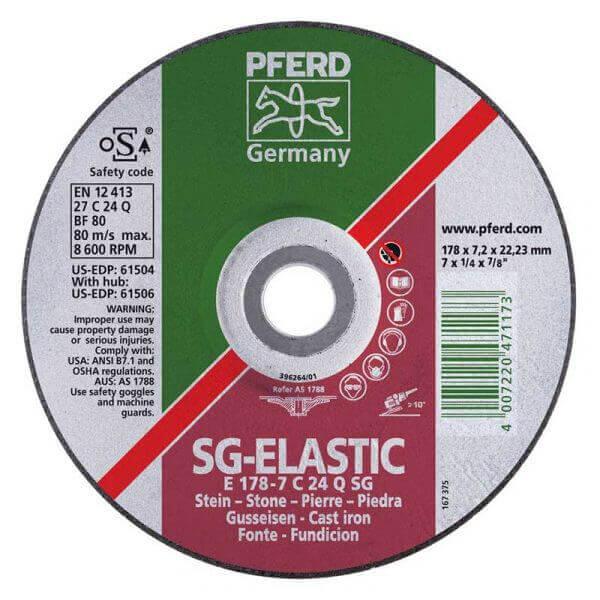PFERD SG-ELASTIC С Q