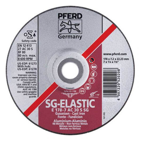 PFERD SG-ELASTIC AC S