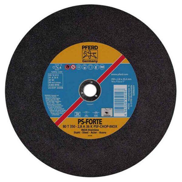 PFERD PS-FORTE INOX CHOPSAW A K