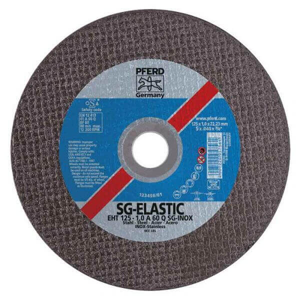 PFERD SG-ELASTIC INOX A Q