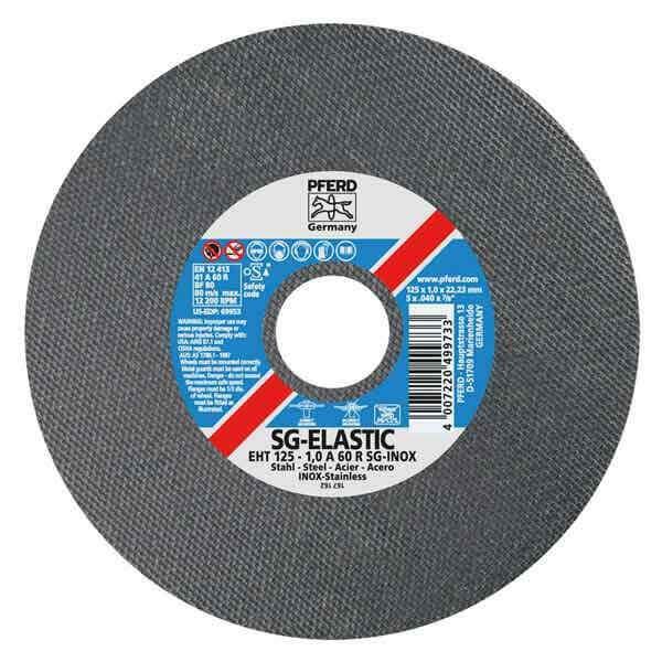 PFERD SG-ELASTIC INOX A R