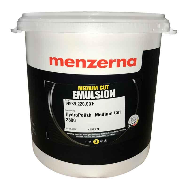 Новая полировальная паста Menzerna HP14
