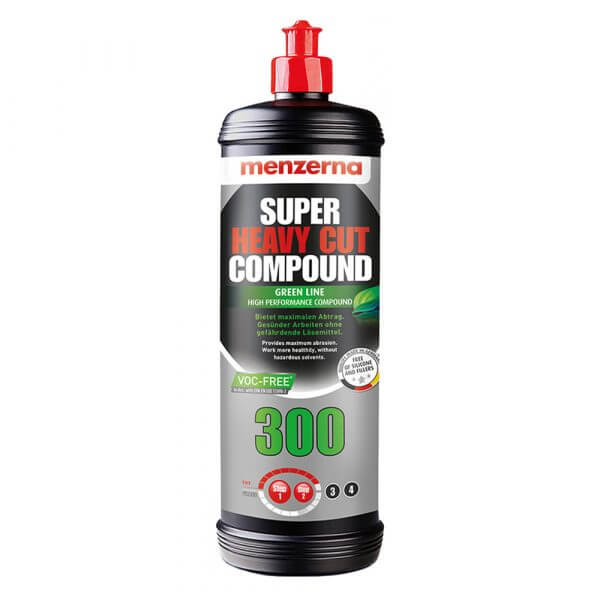 Menzerna GREEN LINE Super Heavy Cut Compound 300