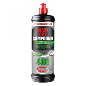 Menzerna GREEN LINE Heavy Cut Compound 400