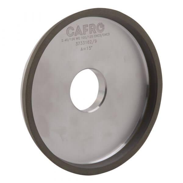 CAFRO 11VV9 D46/126 алмазный круг для заточки