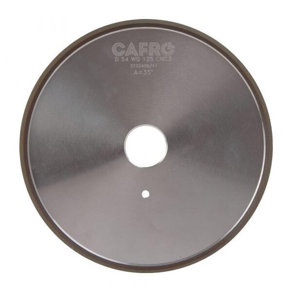 Алмазный круг CAFRO 4V2 D54