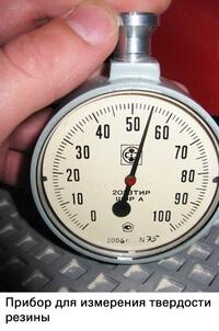 Прибор для измерения твердости