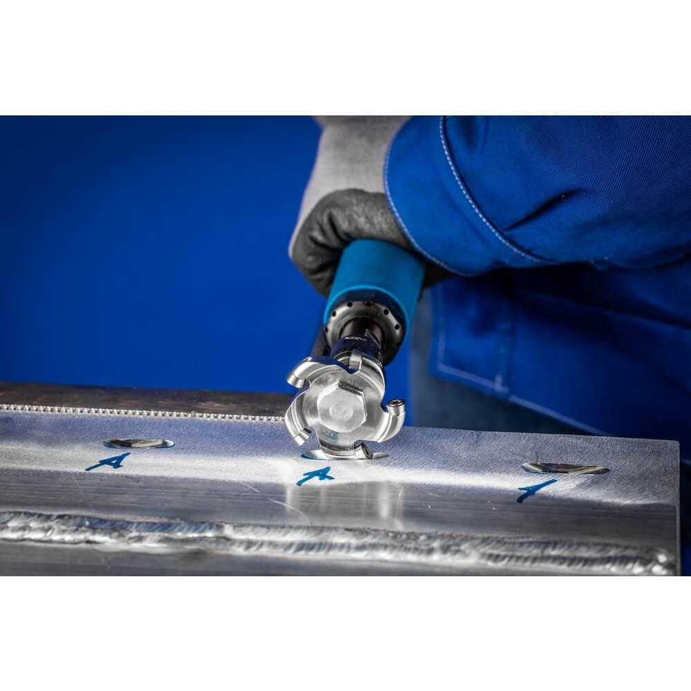 Высокоскоростные диски Alumaster HSD PFERD в работе фото 2