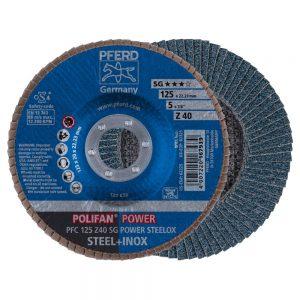 PFERD Z SG POWER STEELOX