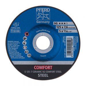 PFERD CERAMIC SG COMFORT STEEL
