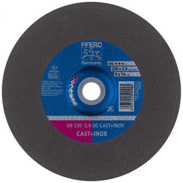 PFERD SG CAST+INOX