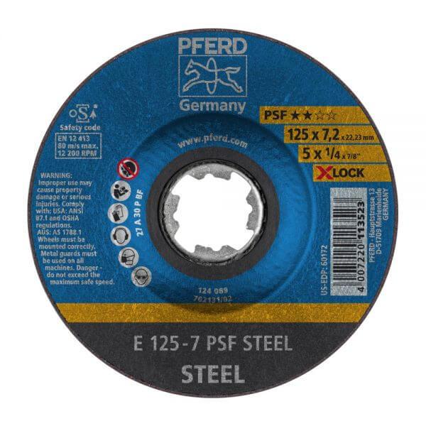 PFERD PSF STEEL X-LOCK