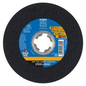 отрезные диски PFERD PSF STEEL X-LOCK