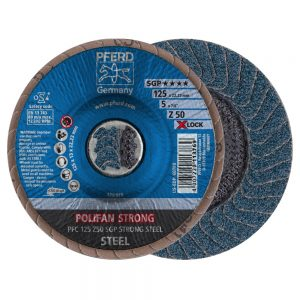 PFERD Z SGP STRONG STEEL X-LOCK
